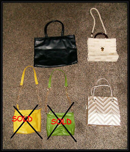 Several Purses -- Assorted types // Prices