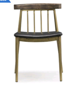 Set of 4 TOV Alfie Dining Chairs