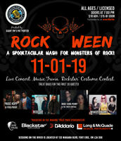 Rock-o-ween: A Spooktacular Mash for Monsters of Rock!