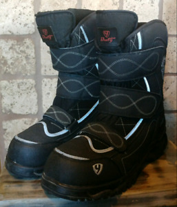 DUTY NINE Mens Snowmobile Sz 45(11.5) Insulated Winter Boots