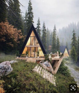 Looking for someone to build an A-frame home