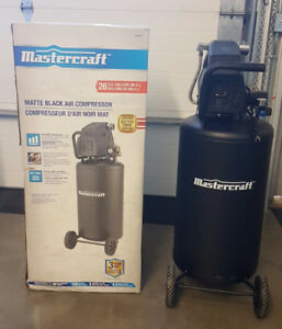 Air compressor. 26 gallon. Brand new