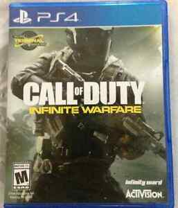 10/10 Played once Infinite Warfare for PS4