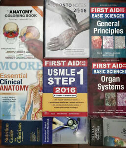 Medical Texbooks for sale