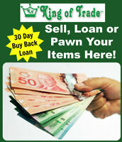 King of Trade - Buy Back Loan / Pawn Loan