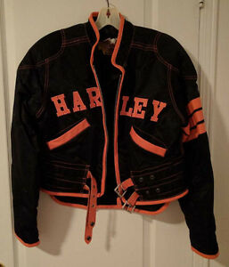 WOMEN'S HARLEY-DAVIDSON MOTORCYCLE JACKET
