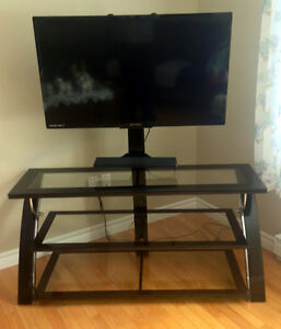 """42"""" TV w/stand  $550.00 obo"""