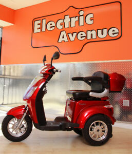 MOBILITY SCOOTER NO TAX FINANCING AVAILABLE