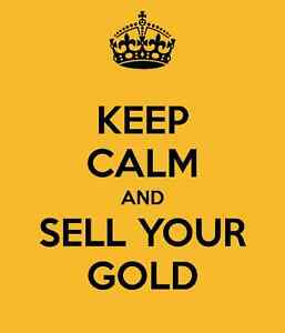 CASH for GOLD & Diamonds - Highest Price in Town Guaranteed :) London Ontario image 1
