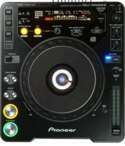 Various dj gear