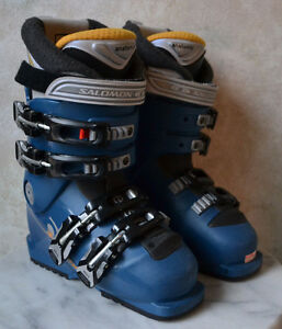 Salomon Performa 6.0 Women's Youth Ski Boots - size 22 / 4 Oakville / Halton Region Toronto (GTA) image 2