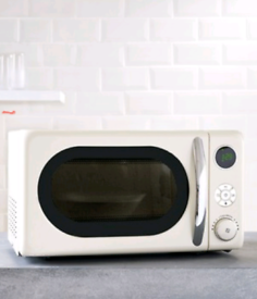 Next cream microwave and kettle set