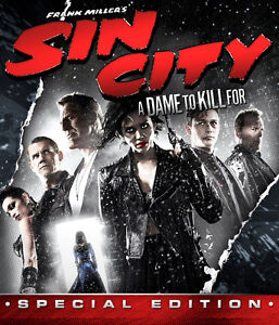 Sin City Double movie set