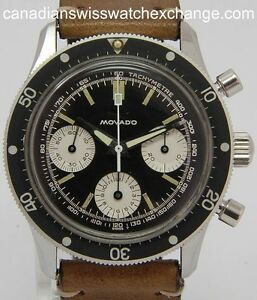 WANTED - VINTAGE CHRONOGRAPHS-ALL BRANDS