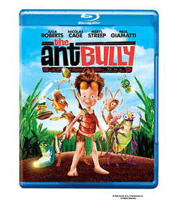 Ant Bully Blu-Ray-Excellent condition + Cars dvd-$5 lot
