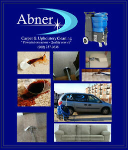 Professional Carpet & Upholstery Steam Cleaning (15% off )
