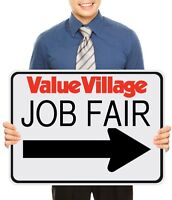 Value Village JOB FAIR!  Wednesday, August 5th from 10am-4pm