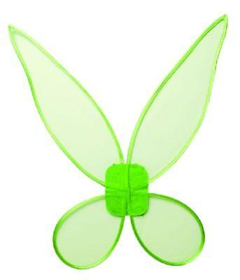 Rub - Kostüm Zubehör Flügel Feenflügel grün Elfe Kostüm Karneval Fasching