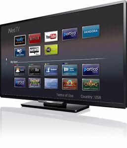 "Philips 40'"" Smart TV - Mint condition(Original Box & bill)"