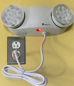 éclairage d'urgence