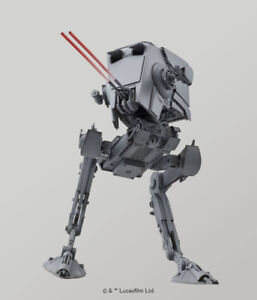 Assorted Bandai Star Wars Model Kits available in store!