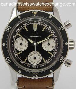 WANTED- VINTAGE CHRONOGRAPHS-ALL BRANDS