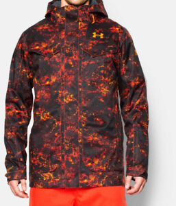 UNDER ARMOUR STORM 3 COLDGEAR INFRARED SKI JACKET MEDIUM BNWT