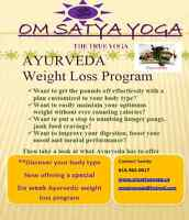 6 Weeks Weight Loss program- Ayurveda-Wellness-Omsatyayoga