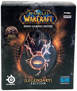 World of Warcraft Gaming Mouse