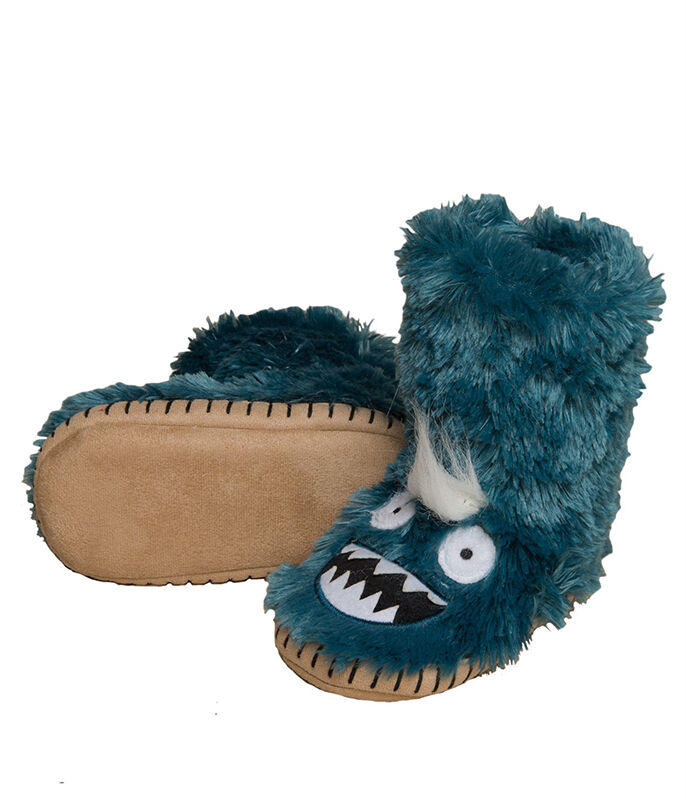 Fuzzy Footies Super Soft Slippers