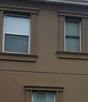 Flawless stucco walls systems and parging