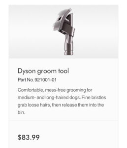 Dyson attachment tools * BRAND NEW * still in packaging
