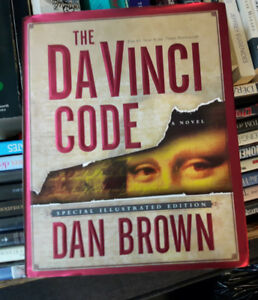 Hardcover Illustrated The DaVinci Code