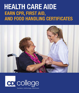 Become a Health Care Aide