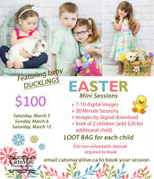♥♥♥ EASTER Mini Sessions by CatsMac Photography ♥♥♥