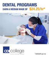 Train to Become a Dental Professional With CDI College