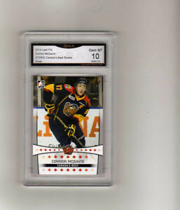 Connor McDavid Rookie Graded
