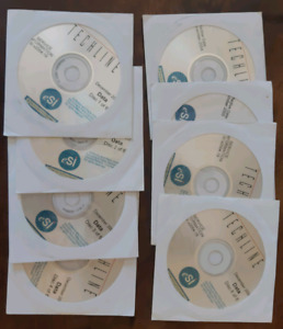 Set of GM Techline Manuals to 2005