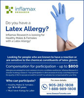 Do You Have A Latex Allergy?