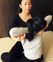 Thai yoga massage / Traditional Thai Massage
