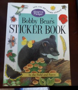 Children stickerbook