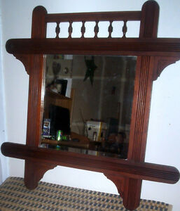 Antique East Lake Style Mirror Belleville Belleville Area image 1