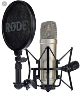 RODE NT1A MIC PACKAGE