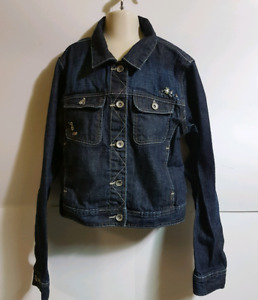 Girls Jean Jacket - Gap size XXL