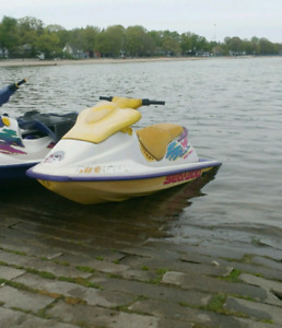 95 Sea doo xp 720.   No trailer.  1400 firm