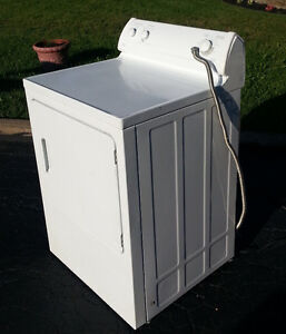 Gas Dryer: 60$ picked-up,140$ delivered/no stairs, 240$ stairs