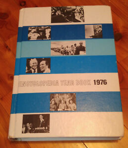 Encyclopedia Year Book 1976