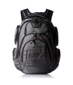 OGIO Gambit Platinum Underseat Tech Backpack EUC