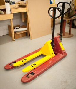 Pallet Jack | Kijiji in Barrie  - Buy, Sell & Save with