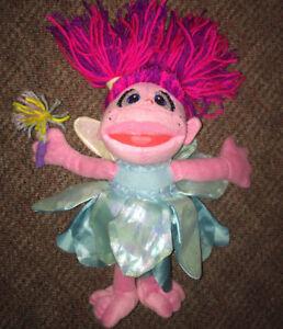 "Sesame Street 9"" Plush Abby Cadabby"